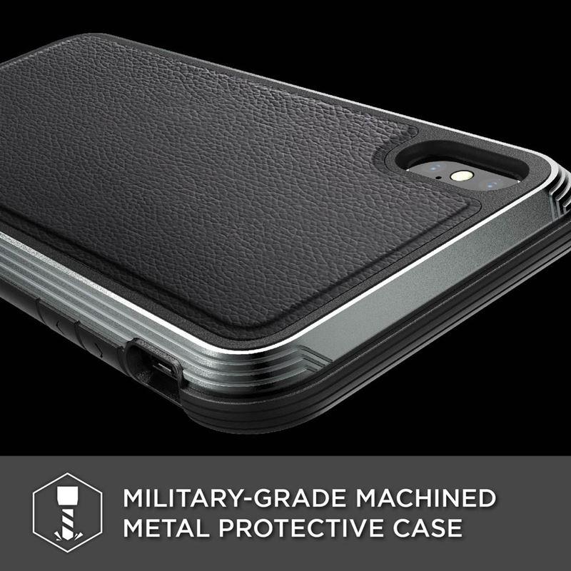 Etui Aluminiowe Iphone Xs Max Drop Test 3m X Doria