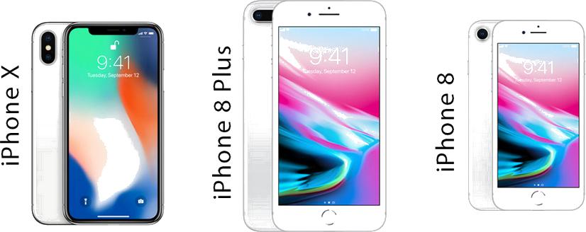 Etui do iPhone X , iPhone 8 już dostępne w ofercie ishop.pl
