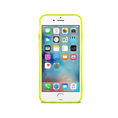 Etui iPhone 6s / iPhone 6 - PURO ICON Cover (Fluo Yellow)