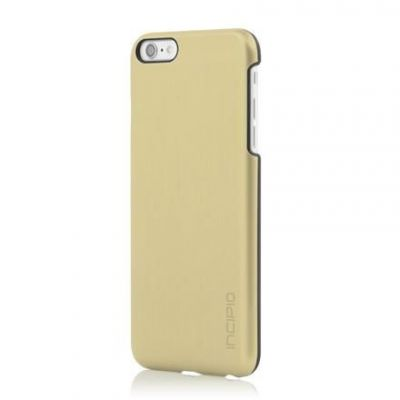 Etui iPhone 6 Plus / iPhone 6s Plus - Incipio Feather SHINE Case (Champagne)