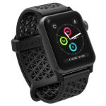 CATALYST SPORT BAND - ELASTYCZNY PASEK DO APPLE WATCH 38 MM (STEALTH BLACK)
