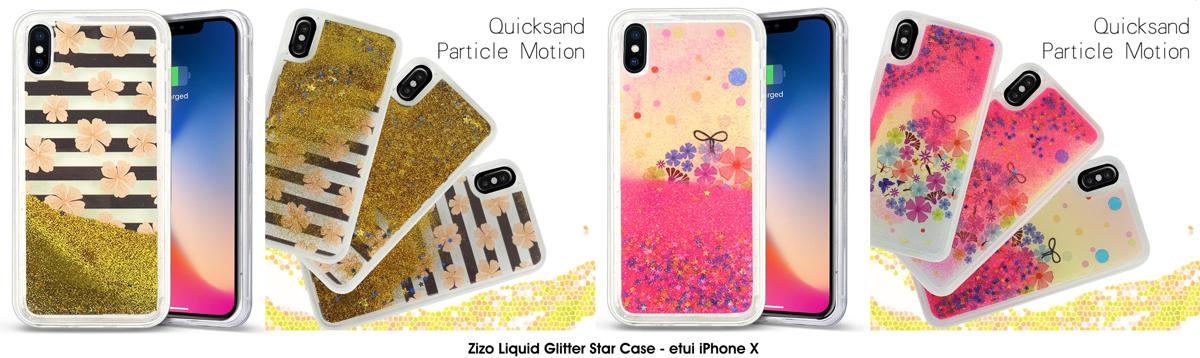 Zizo-Liquid-Glitter-Star-Case-iPhone-X