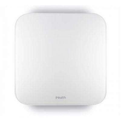 Waga z pomiarem BMI iOS/ Android (Bluetooth) - iHealth Lite Wireless Scale