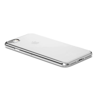 Etui iPhone 8 / iPhone 7 - Moshi SuperSkin (Crystal Clear)