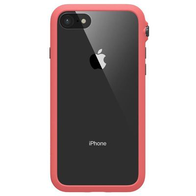 Pancerne etui iPhone 8 / iPhone 7 - Catalyst Impact Protection Case (Coral/Black)