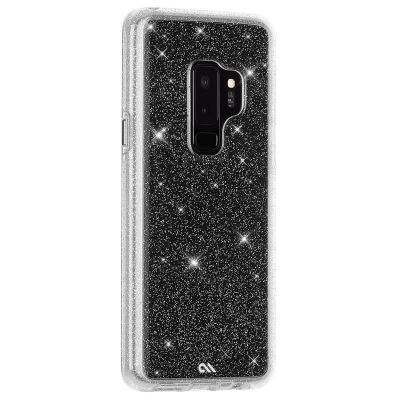 Etui Samsung Galaxy S9+ - Case-mate Tough Naked (Sheer Glam)