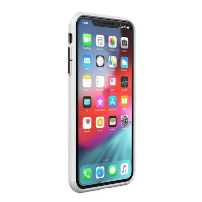 INCASE POP CASE - ETUI IPHONE XS MAX (CLEAR/IVORY)