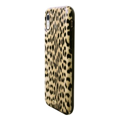 ETUI IPHONE XR - PURO GLAM LEOPARD COVER (LEO 1) LIMITED EDITION