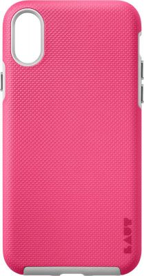 LAUT SHIELD - ETUI IPHONE XS / X (PINK)