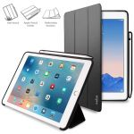 "Etui iPad Pro 9.7""/ Air 2 w/Magnet & Stand up + Pencil Holder - PURO Zeta Pro (czarny)"