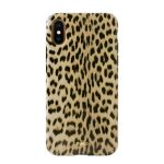 ETUI IPHONE XS MAX - PURO GLAM LEOPARD COVER (LEO 1) LIMITED EDITION
